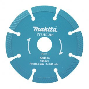 Disco Diam Makita Premium Segm 88814seco