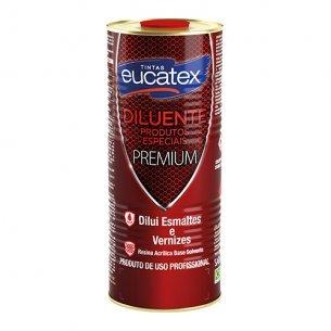 Agua Raz Eucatex  900ml C/12 Unidades