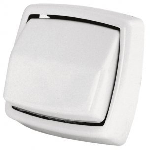 Acabamento P/ Valvula Multiuso Higiban Branco