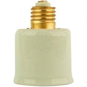 Adaptador P/lampada Rosca Foxlux E27 P/e40