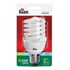 Lampada Compacta Esp 25w 220v Mini Br Kian