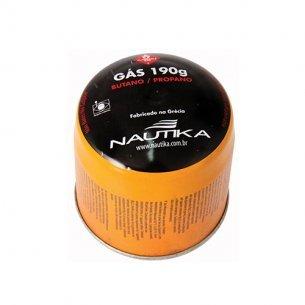 Gas Butano Cart/piezo Nautika 190grs