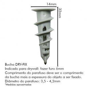 Bucha Drywall Sforplast Dryfix C/100