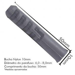 Bucha Fix.nylon Sfor 10 C/250