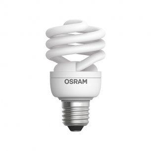 Lampada Compacta Esp 20w 127v Mini 6500k Osram