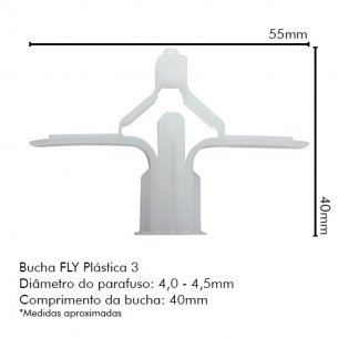 Bucha Sfor Gesso Fly 03 C/250