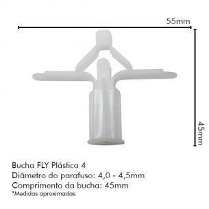 Bucha Sfor Gesso Fly 04 C/250