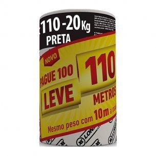 Lona Preta Lonax 4x110  20kg ( M )