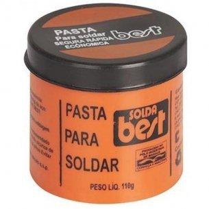 Pasta P/solda Best 110 Gr