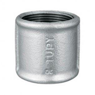 Luva Ferro Galvanizado  Tupy 1/2 X 1/2