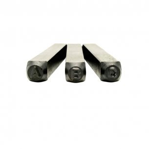 Abecedario De Bater  Brasf. 2mm6019