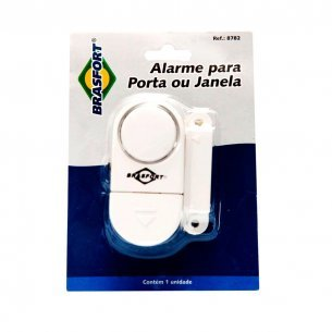 Alarme P/porta E Janela Brasf.8782