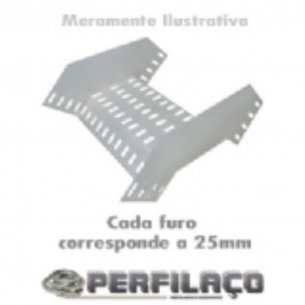 Curva Te Eletrocalharna 150 X 50  E1190