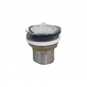 Valvula Tanque Metal Emava 1.1/4 Acessorio Abs   Vta