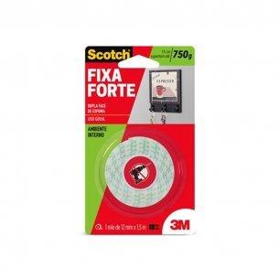 Fita Dupla Face 3m Espuma 12x1,5m  Hb004087647