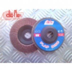 Disco Flap Disflex 7x 40 Oxido Aluminio  9038 Kit C/5