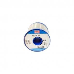 Solda Best Carrinho 1,0mm Azul 500g 189