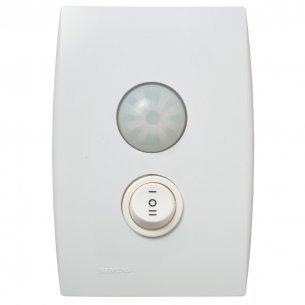 Conjunto Siemens Ilus 4x2 Branco Com Placa(sensor)  5tg99075