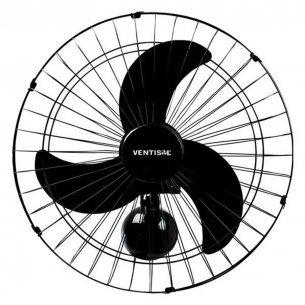 Ventilador Parede Ventisol 50 Pr.biv.200w