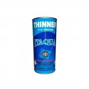 Thinner Itaqua (a) 16  900ml  123 C/12 Unidades