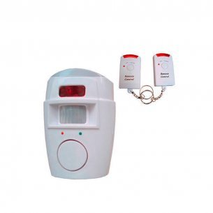 Alarme Asantos Sensor C/2controle Remoto .