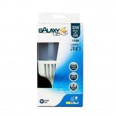 Lampada Led Bulbo Galaxy  30w E27 Biv.6500k