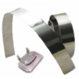 Abracadeira E Fecho De Inox Para Suporte Xt2  A0570 C/10 Unidades